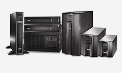 InfraStruxure | Uninterruptible Power Supply (UPS) | Racks and Accessories